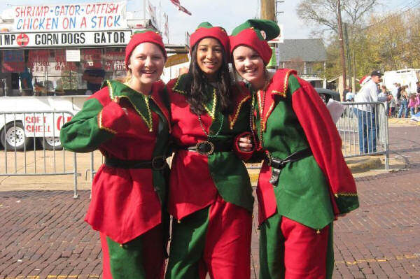 86th Annual Christmas Festival – December 1, 2012