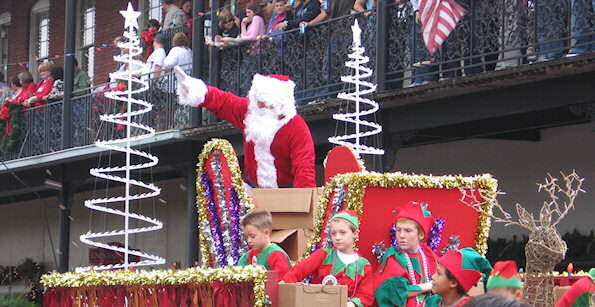 2018 Natchitoches Christmas Schedule of Events